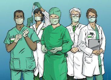 Dresdner Uniklinikum beteiligt sich an VUD-Kampagne: .Universitäre Expertise spielt auch in zweiter Infektionswelle eine entscheidende Rolle