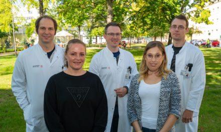 Parkinsonambulanz des Dresdner Uniklinikums zieht um. Später Start von Parkinsontherapie kann negative Folgen für künftige Lebensqualität haben.