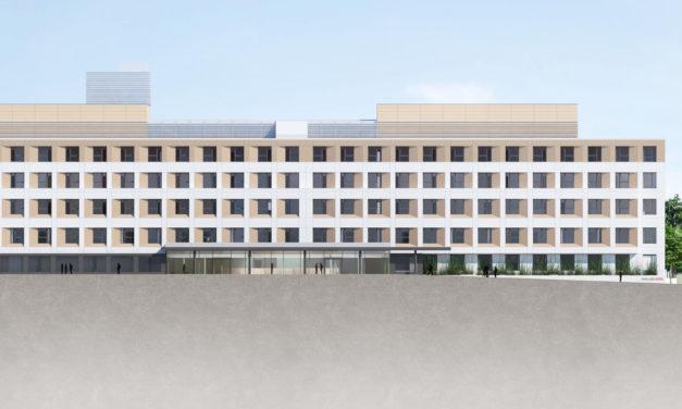 Grünes Licht für größten Neubau seit Bestehen des Klinikums St. Georg