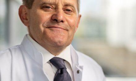 Neuer internistischer Chefarzt im Diakonissenkrankenhaus Leipzig