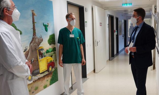 Schrittweise Verbesserungen für die kleinsten Patienten