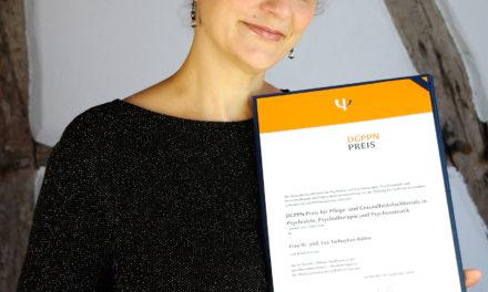 LVR-Mitarbeiterin gewinnt DGPPN-Preis