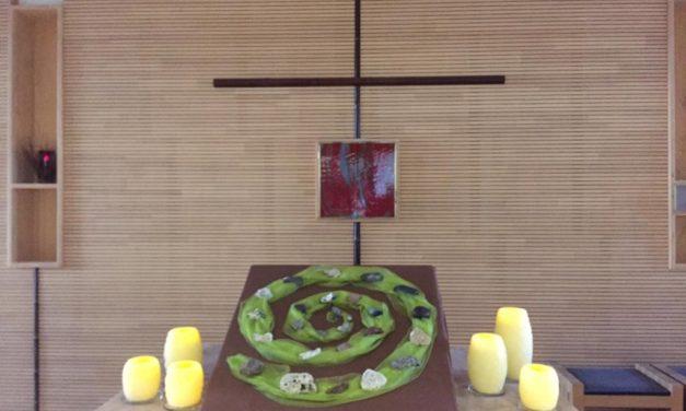 Gedenkgottesdienst für Verstorbene der Palliativstation im St. Marienkrankenhaus in anderer Form