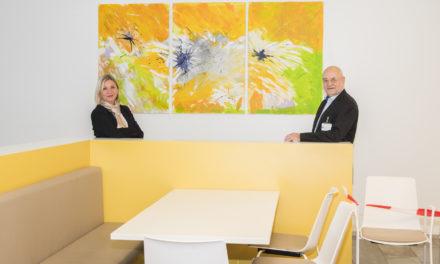 Kunstförderung in Zeiten der Corona-Pandemie am Universitätsklinikum Bonn