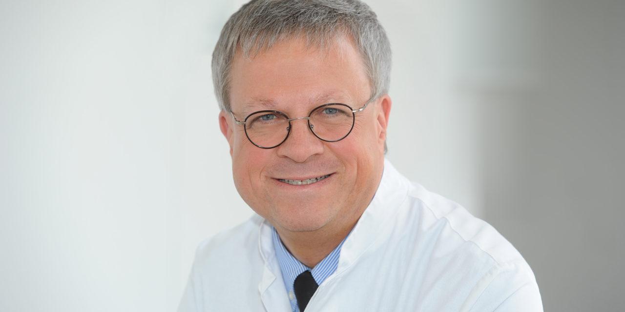 Zahlreiche hochrangige Auszeichnungen für Professor Dirk Pickuth