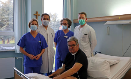 Belgische Covid-19-Patienten ins Florence-Nightingale-Krankenhaus geflogen