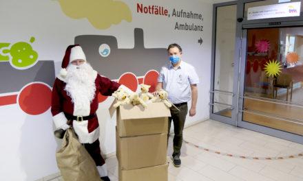 Nikolausspenden für Kinderklinik