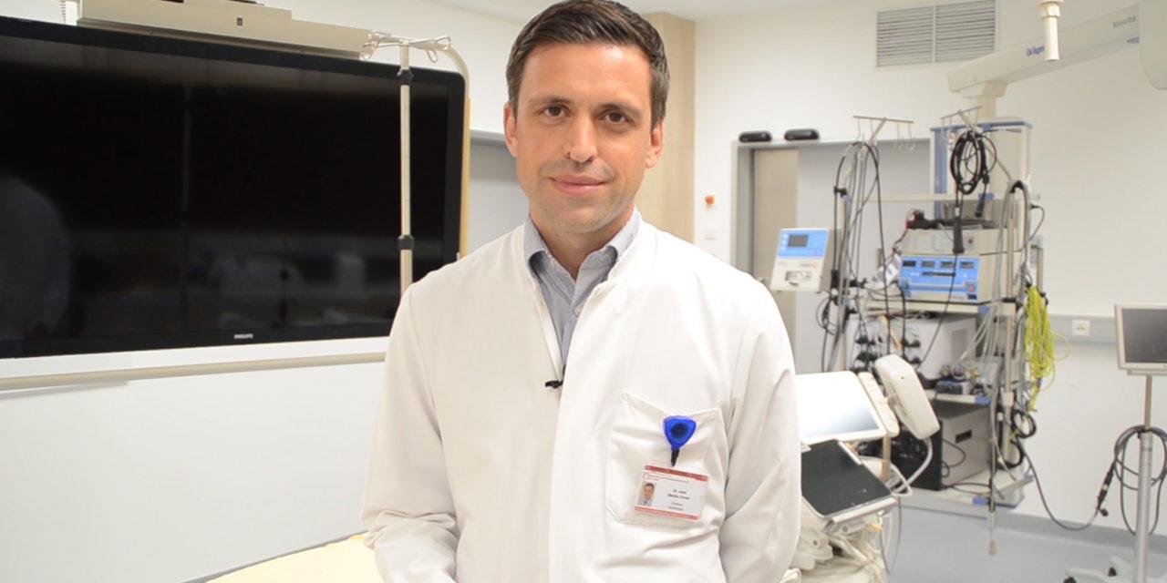 Das Knappschaftskrankenhaus bietet die besten Voraussetzungen für Patienten mit Herz-Kreislaufstillstand