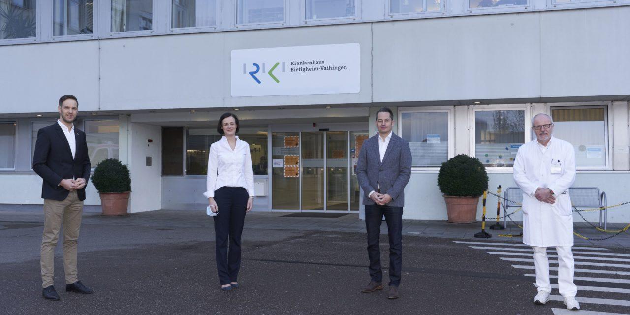 Eigenständige Klinik für Plastische, Rekonstruktive und Ästhetische Chirurgie in Bietigheim