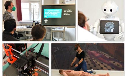 Medizinische Fakultät der Universität Halle integriert als erste ein Digitalisierungs-Curriculum verpflichtend ins Medizinstudium
