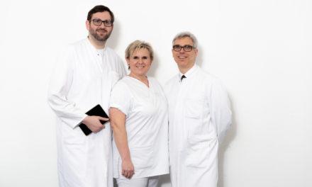 Prostatakarzinomzentrum erhält Zertifikat von der Deutschen Krebsgesellschaft