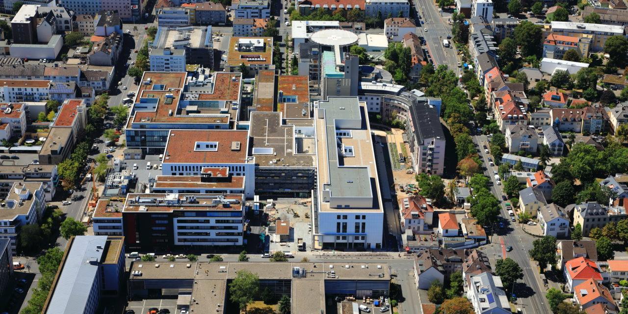 Klinikum Darmstadt: Zentraler Neubau ist bezogen