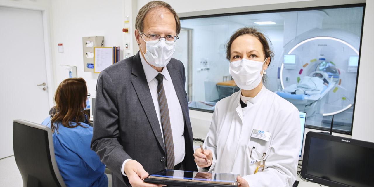 Universitätsklinikum Bonn wird zum 5G-Campus – Kooperation mit der Telekom ebnet Weg zum ? Secure UKB Medical Campus?