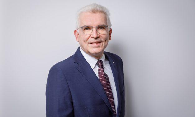 Frank-Ulrich Wiener wird AMEOS Vorstand