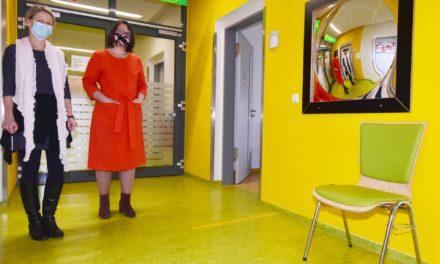 DVB unterstützen Neugestaltung der Autismus-Ambulanz des Uniklinikums Dresden