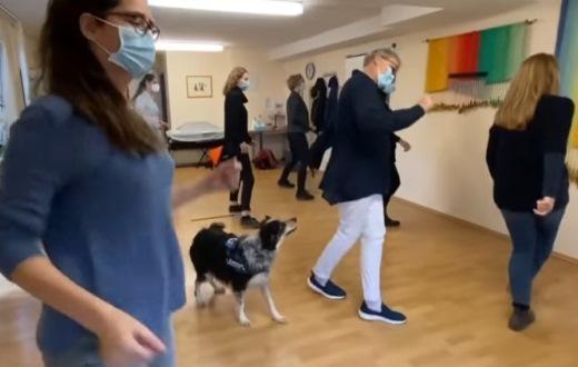 """""""Jerusalema Challenge"""" in der Schön Klinik Bad Aibling Harthausen"""