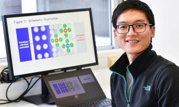 Internationale Humboldt-Forschungsstipendiaten: Als Energieforscher von Peking auf den Eselsberg
