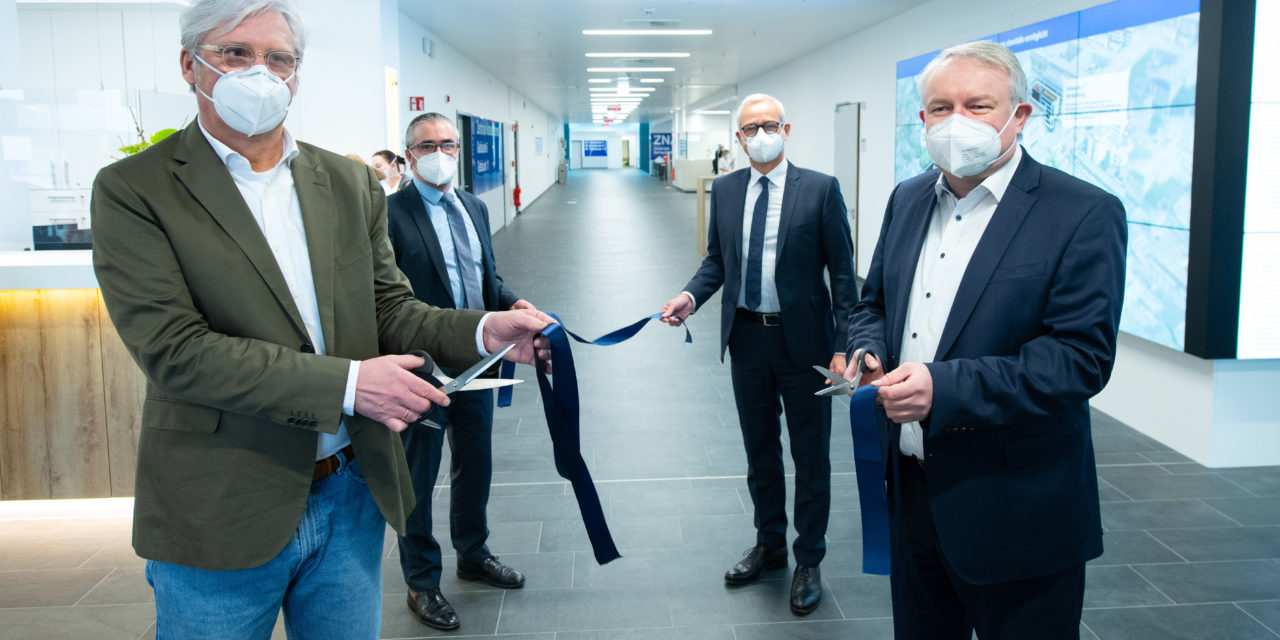 Klinikum Darmstadt: Eröffnungsfeier Zentraler Neubau