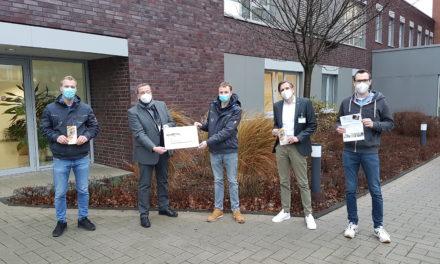 St. Bernhard-Hospital spendet an Afrika-Projekt