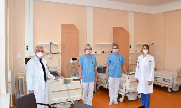 Frisch sanierte Tagesklinik der Rostocker Hautklinik