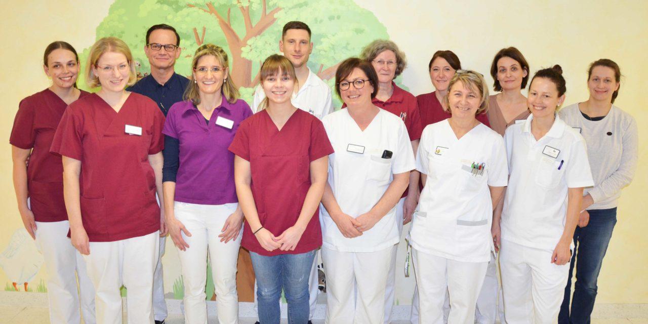 """Klinik für Kinder- und Jugendliche (Pädiatrie) am Leopoldina """"Ausgezeichnete Klinik für Kinder mit Diabetes mellitus Typ 1"""""""