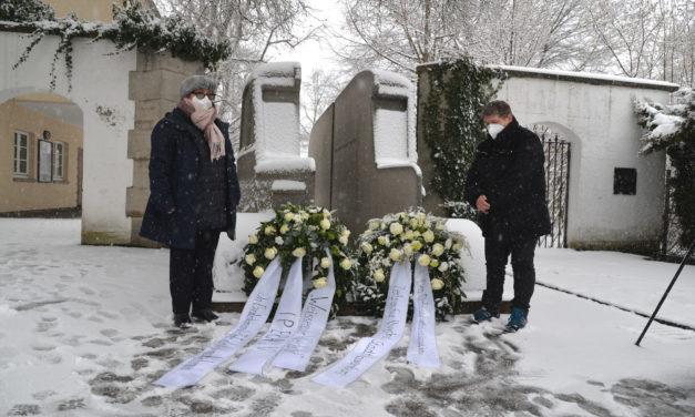 """Gedenktag für die Opfer des Nationalsozialismus: """"Erinnern auch im Krisenmodus wichtig"""""""