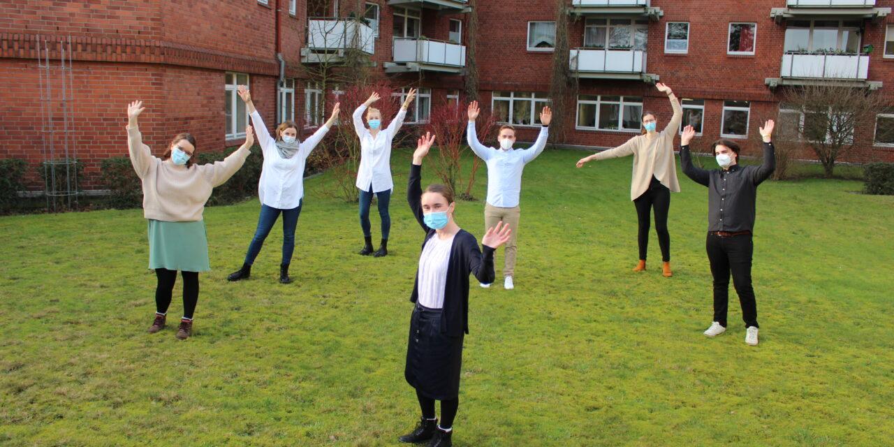 Wertvolle Fachkompetenz – Sieben Teilnehmer erhalten Fachexamen für Anästhesie- und Intensivpflege im Agaplesion Diakonieklinikum Rotenburg