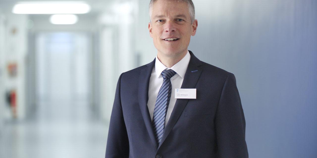 Lars Wißmann übernimmt Position des Theologischen Direktors im Diakonieklinikum