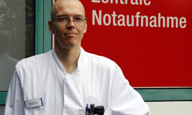 Neuer ärztlicher Leiter für die Notaufnahme – Krankenhaus Rummelsberg