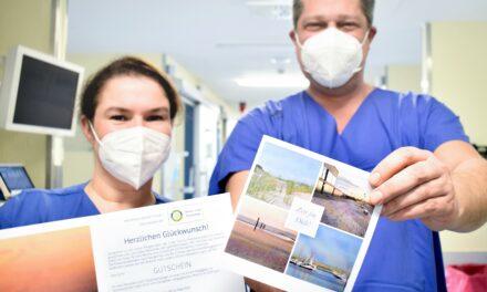 Erholen nach der Pandemie: Rotary Club ermöglicht Intensivkräften einen Urlaub auf Norderney