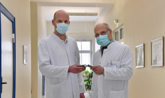 Gut für Rostock – zwei Qualitätszentren mit höchsten Standards für Patienten