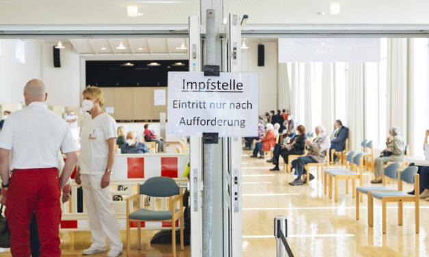1000 Personen bei lokaler Impfaktion in Dettingen u.T. geimpft