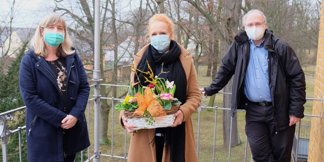 Neue Chefärztin für Kinder- und Jugendpsychiatrie am Fachkrankenhaus Hubertusburg