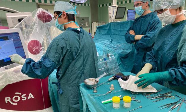 OP-Roboter für Neurochirurgie setzt Maßstäbe
