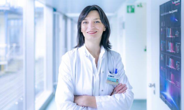Immunzellen auf der Spur/Prof. Dr. Borna Relja im Portrait