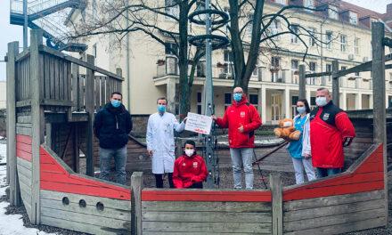 Unimedizin Rostock: Fußballjugend läuft für Rostocker Kinderklinik