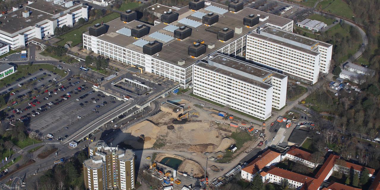 Neubau UMG: Baugesellschaft gegründet