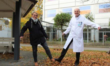 Präzisionstherapie  bei Krebs erste StammzellPatientin der UMG: Wiedersehen 18 Jahre später