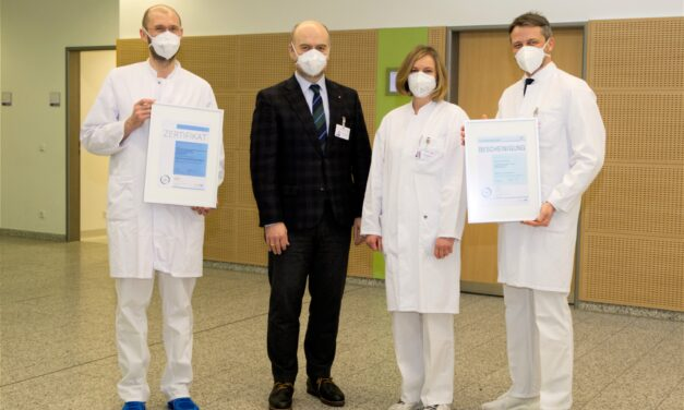 Caritas-Krankenhaus St. Josef wird Regionales Traumazentrum