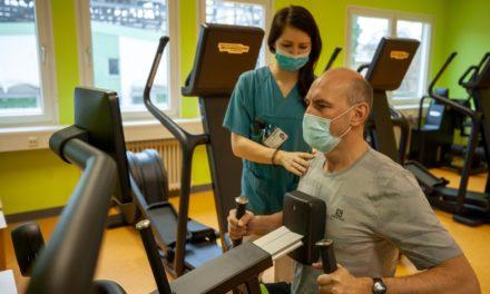 Fitness-Parcours für Krebspatienten des UKL entstanden