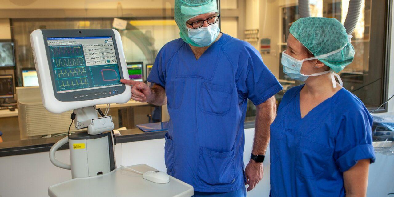 Herzinsuffizienz: Kardiologen des Leipziger Uniklinikums erweitern Diagnostik bei unklarer Luftnot