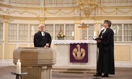 Pfarrer Andreas Müller in den Ruhestand verabschiedet – Neuer Vorstand des Marienstifts Arnstadt ernannt