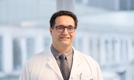 International renommierter Experte übernimmt Leitung der Neurochirurgie