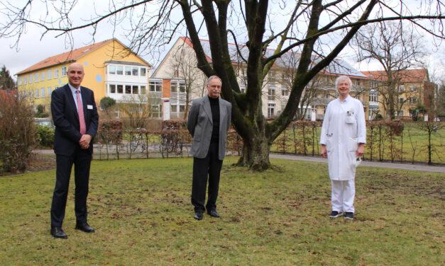 Prof. Dr. Michael Schulte wechselt in den Ruhestand: Großes und geradliniges Engagement für das Agaplesion Diakonieklinikum Rotenburg