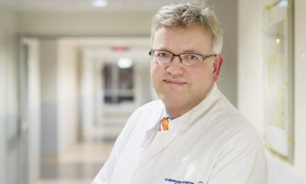Gefäßchirurgie als Venen-Kompetenzzentrum ausgezeichnet