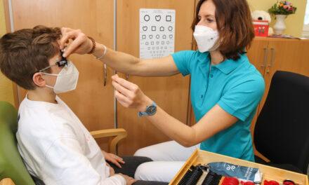 MVZ sichert Erhalt von Augenarztpraxis und erweitert Angebot