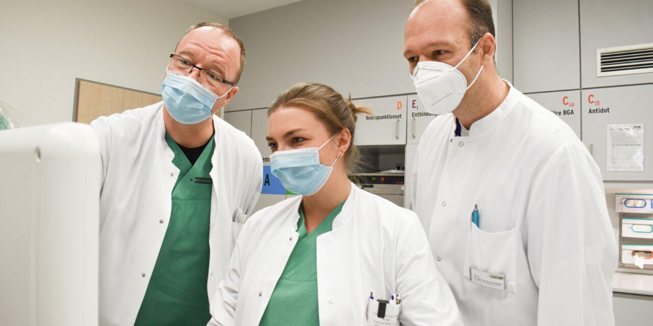 Weiterbildung klinische Akut- und Notfallmedizin