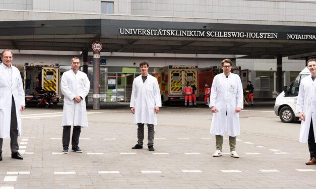 Ausgezeichnetes UKSH-Projekt: Gefäße aus dem Biodrucker
