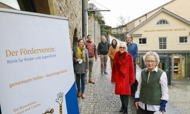 Im Lockdown: Künstlerinnen setzen sich für Kunsttherapie der Kinderklinik in Schwäbisch Hall ein