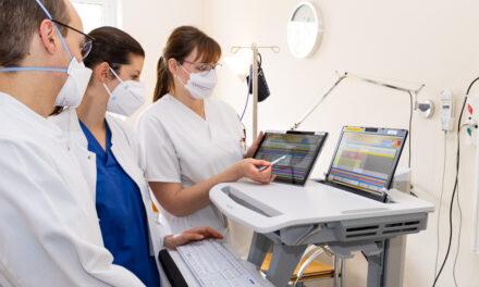 Caritas-Krankenhaus St. Josef setzt auf elektronische Patientenkurve